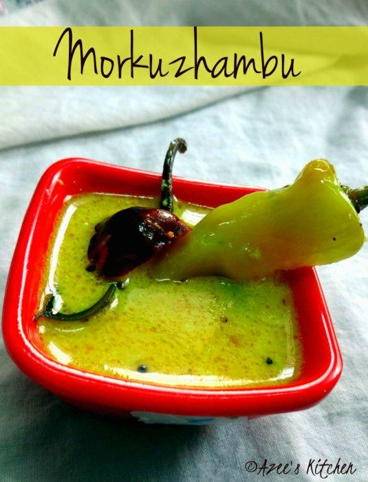 Morkuzhambu